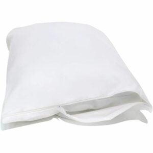 最好的床袋床垫罩选项:全国过敏4包床臭虫防枕盖