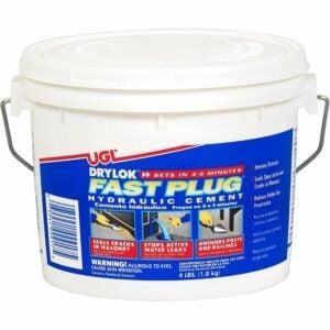 最好的混凝土裂缝填充选项:Drylok 00917水泥液压WTRPR