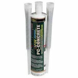 最佳混凝土裂缝填充选项:PC产品72561 PC  - 混凝土两部分环氧树脂