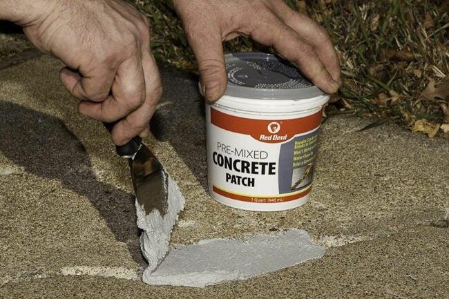 The Best Concrete Patch Option