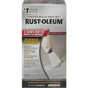The Best Concrete Patch Option: Rust-Oleum 301012 Wall-Surface-Repair
