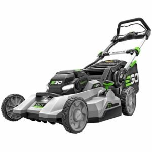The Best Cordless Lawn Mower Option: EGO Power+ LM2133 21-Inch Select Cut Mower