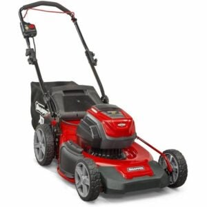 The Best Cordless Lawn Mower Option: Snapper XD 82V MAX Cordless Electric Push Lawn Mower