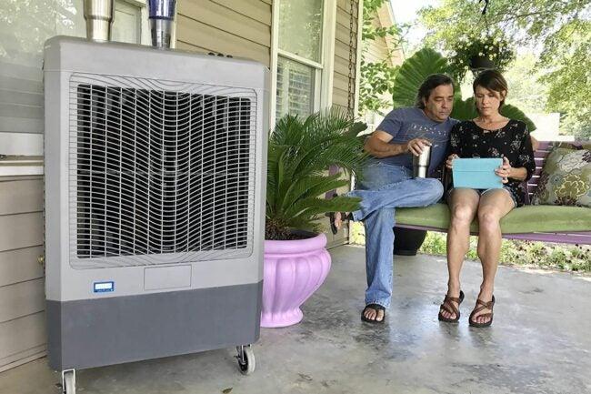 The Best Evaporative Air Cooler Option