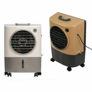 The Best Evaporative Air Cooler Option: Hessaire MC18M Portable Evaporative Cooler