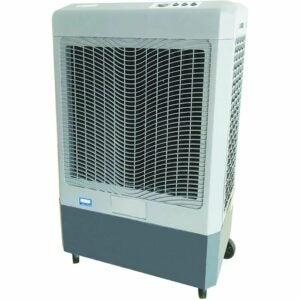 The Best Evaporative Air Cooler Option: Hessaire MC61M Evaporative Cooler, 5,300 CFM