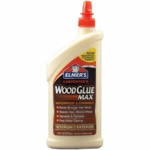 The Best Glue For Particle Board Option: Elmer's E7310 Carpenter's Wood Glue Max