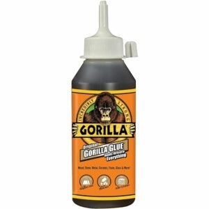 The Best Glue For Particle Board Option: Gorilla 5002801 Original Waterproof Polyurethane Glue