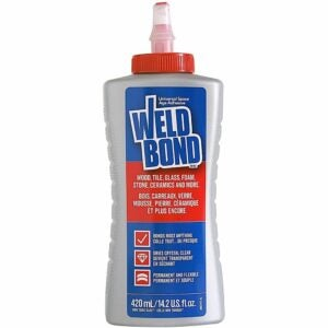 The Best Glue For Particle Board Option: Weldbond 8-50420 Multi-Purpose Adhesive Glue