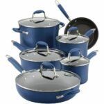 The Best Hard Anodized Cookware Option: Anolon Advanced Hard Anodized Cookware Set, 11 Piece
