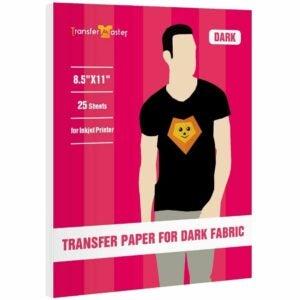 The Best Heat Transfer Paper Option: Inkjet Printable Heat Transfer Vinyl Paper
