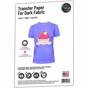 The Best Heat Transfer Paper Option: NuFun Activities Inkjet Printable Iron-On