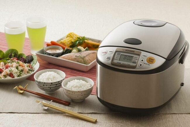 The Best Japanese Rice Cooker Option