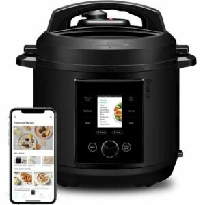 The Best Japanese Rice Cooker Option: CHEF iQ World's Smartest Pressure Cooker