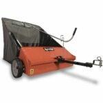 最好的黄金日草坪和花园选项:Agri-Fab 45-0492草坪清扫器,44英寸