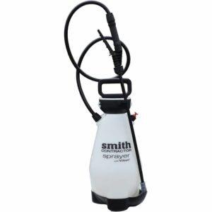 最佳泵喷雾器选择:D. B.史密斯承包商190216 2加仑喷雾器