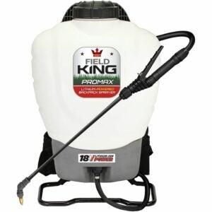 最好的泵喷雾器选项:现场王190515专业人士电池供电