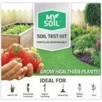 最好的土壤试剂盒选项:Mysoil  - 土壤试剂盒完全营养分析