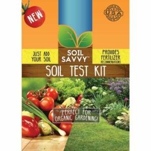 最佳土壤试剂盒选项:土壤救生土壤试剂盒完全营养分析