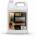 The Best Stain For Cedar Option: DEFY Extreme Crystal Clear Exterior Wood Stain