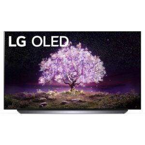 "The Amazon Prime Day TV Deals Option: LG OLED55C1PUB Alexa Built-in C1 55"" 4K Smart OLED TV"