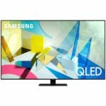 The Amazon Prime Day TV Deals Option: Samsung 75-inch QLED Q80T 4K Smart TV with Alexa