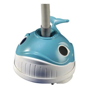 The Best Above Ground Pool Vacuum Option: Hayward_W900_Wanda the Whale Above-Ground Pool Vacuum