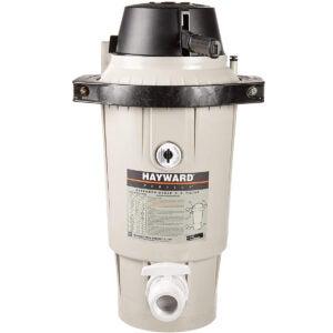 最佳地面池过滤器选项:海沃德EC40AC Perflex延长周期D.E.筛选