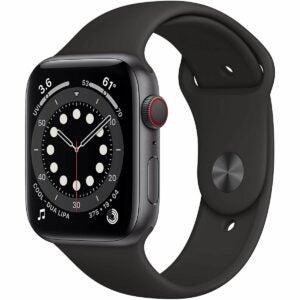The Best Amazon Prime Deals Option: Apple Watch Series 6