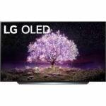 """最好的亚马逊Prime交易选项:LG OLED65C1PUB Alexa内置C1 65""""4K智能OLED电视"""