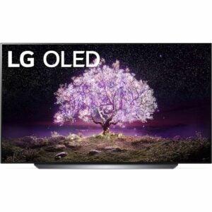 "The Best Amazon Prime Deals Option: LG OLED65C1PUB Alexa Built-in C1 65"" 4K Smart OLED TV"