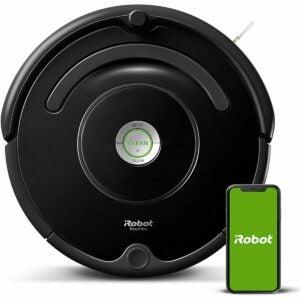 最佳亚马逊优惠选择:iRobot Roomba 675机器人真空- wi - fi连接