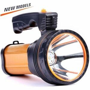 The Best Handheld Spotlight Option: CSNDICE 35W LED Rechargeable Handheld Flashlights