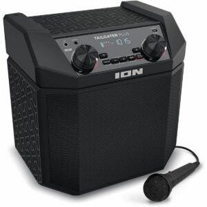 最好的户外扬声器选项:离子音频尾器加上 -  50W户外扬声器