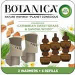 The Best Plugin Air Freshener Option: Botanica by Air Wick Plug in Scented Oil Starter Kit