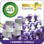 The Best Plugin Air Freshener Option: Air Wick Plug in Scented Oil Starter Kit