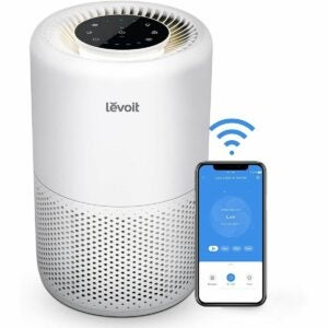 The Best Plugin Air Freshener Option: LEVOIT Smart WiFi Air Purifier for Home