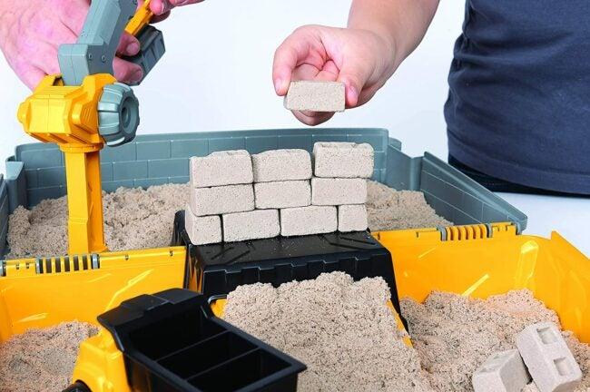 Best Sand for Sandbox Options