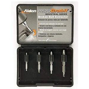 Best Screw Extractor Option: Alden 4507P Grabit Micro Broken Bolt Extractor