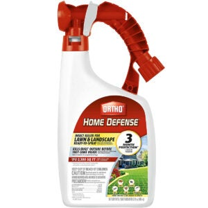 Best Tick Spray For Yard Option: Ortho Home Defense Insect Killer for Lawn & Landscape