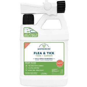 Best Tick Spray For Yard Option: Wondercide - Ready to Use Flea, Tick, and Mosquito