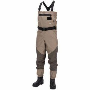 The Fishing Gifts Option: Bassdash Breathable Convertible Waders