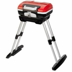 The Gifts for Outdoorsmen Option: Cuisinart CGG180 Petit Gourmet Gas Grill