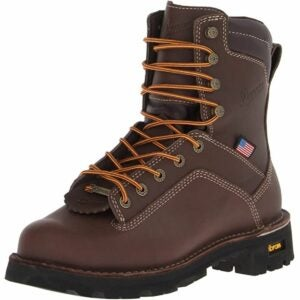 The Gifts for Outdoorsmen Option: Danner Men's Quarry USA 8-Inch BR Work Boot