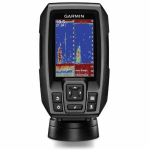 """The Fishing Gifts Option: Garmin Striker 4 with Transducer, 3.5"""" GPS Fishfinder"""
