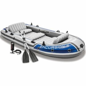 The Fishing Gifts Option: Intex Excursion Inflatable Boat
