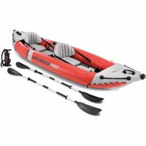 The Gifts for Outdoorsmen Option: Intex Excursion Pro Kayak, Professional Series