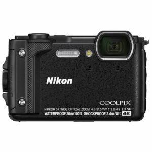 The Gifts for Outdoorsmen Option: Nikon W300 Waterproof Underwater Digital Camera