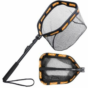 The Fishing Gifts Option: PLUSINNO Floating Fishing Net