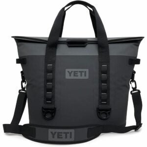 The Gifts for Outdoorsmen Option: YETI Hopper M30 Portable Soft Cooler